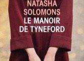 Le manoir de Tyneford – Natasha Solomons