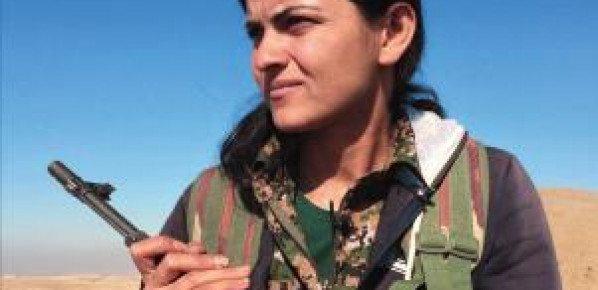 Moi, Viyan, combattante contre Daech – Pascale Bourgaux