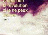 A quoi bon la révolution si je ne peux danser – Ece Temelkuran