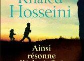 Ainsi résonne l'écho infini des montagnes – Khaled Hosseini