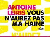Vous n'aurez pas ma haine – Antoine Leiris